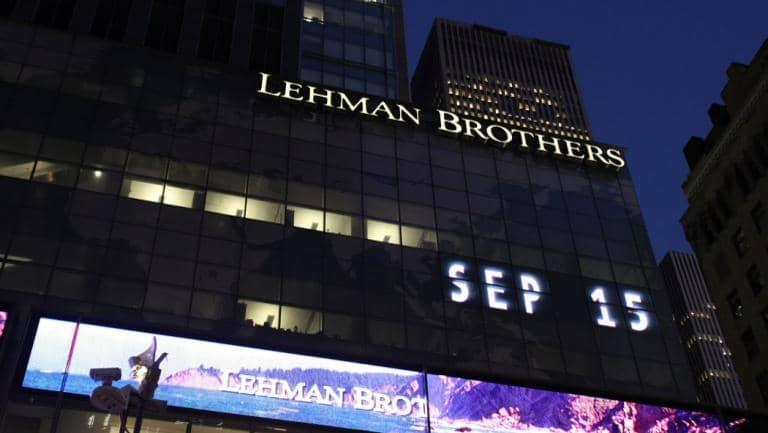 A decade after the fall of Lehman